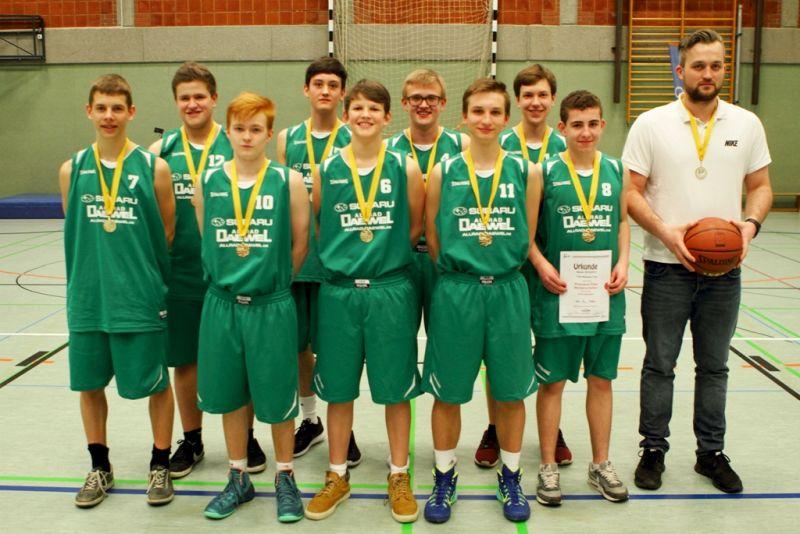 U16 Rheinland-Pfalz-Meisterschaften