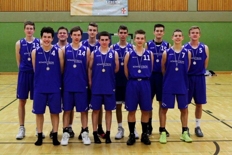2016 U18 Rheinland Meisterschaften