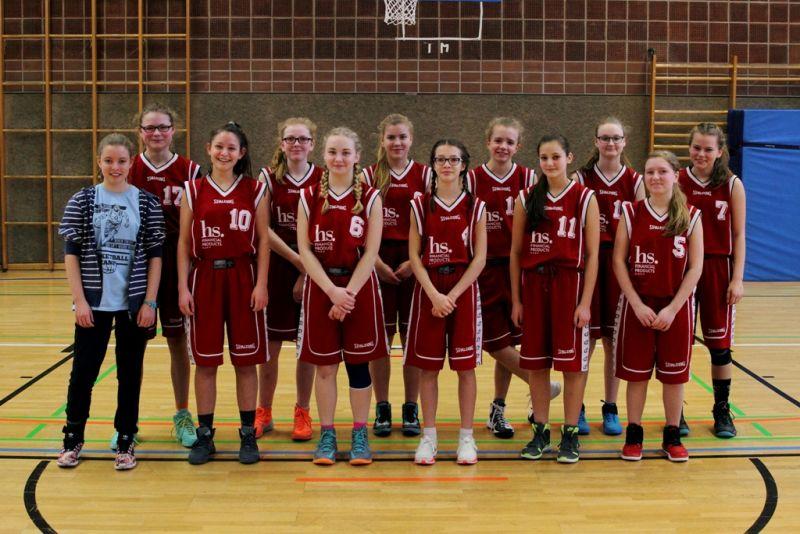 2016 U15 weiblich Rheinland Meisterschaft