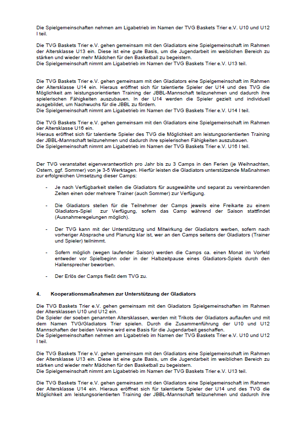 Kooperationsvertrag Seite 2