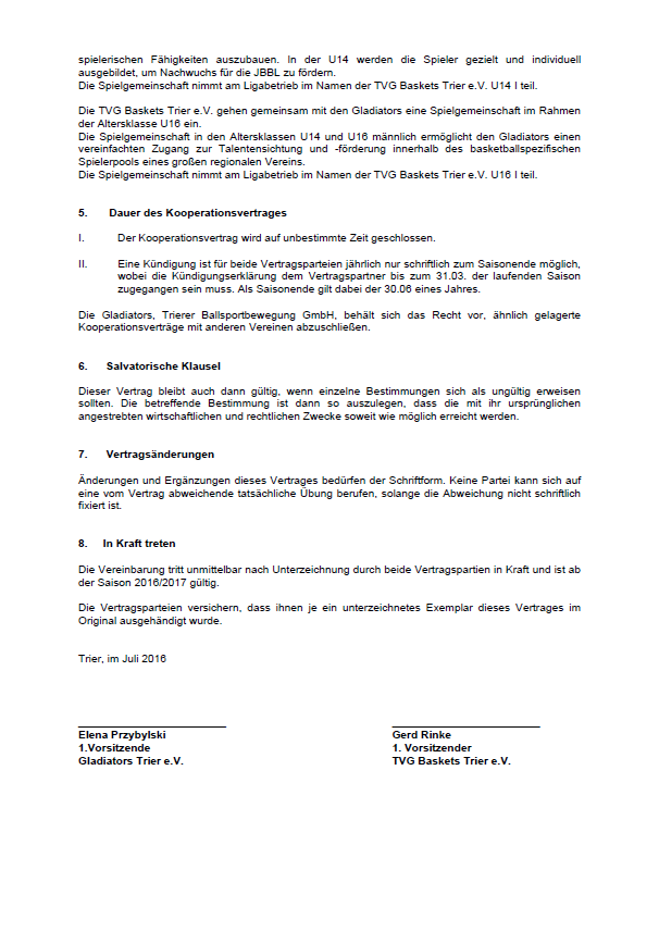 Kooperationsvertrag Seite 3
