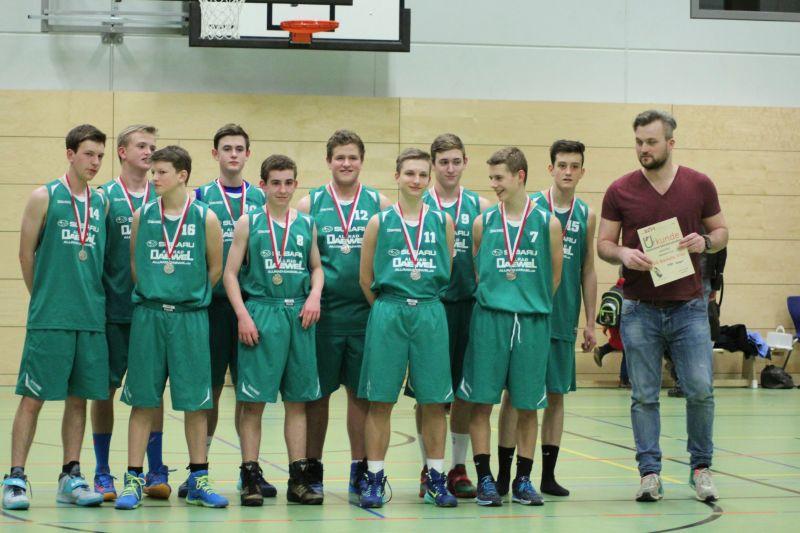 U16 Rheinland-Meisterschaften