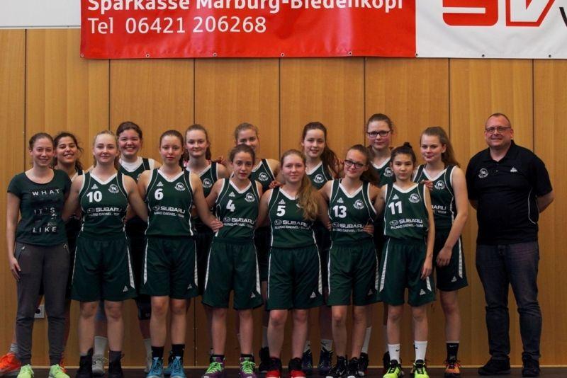 U15 in Marburg