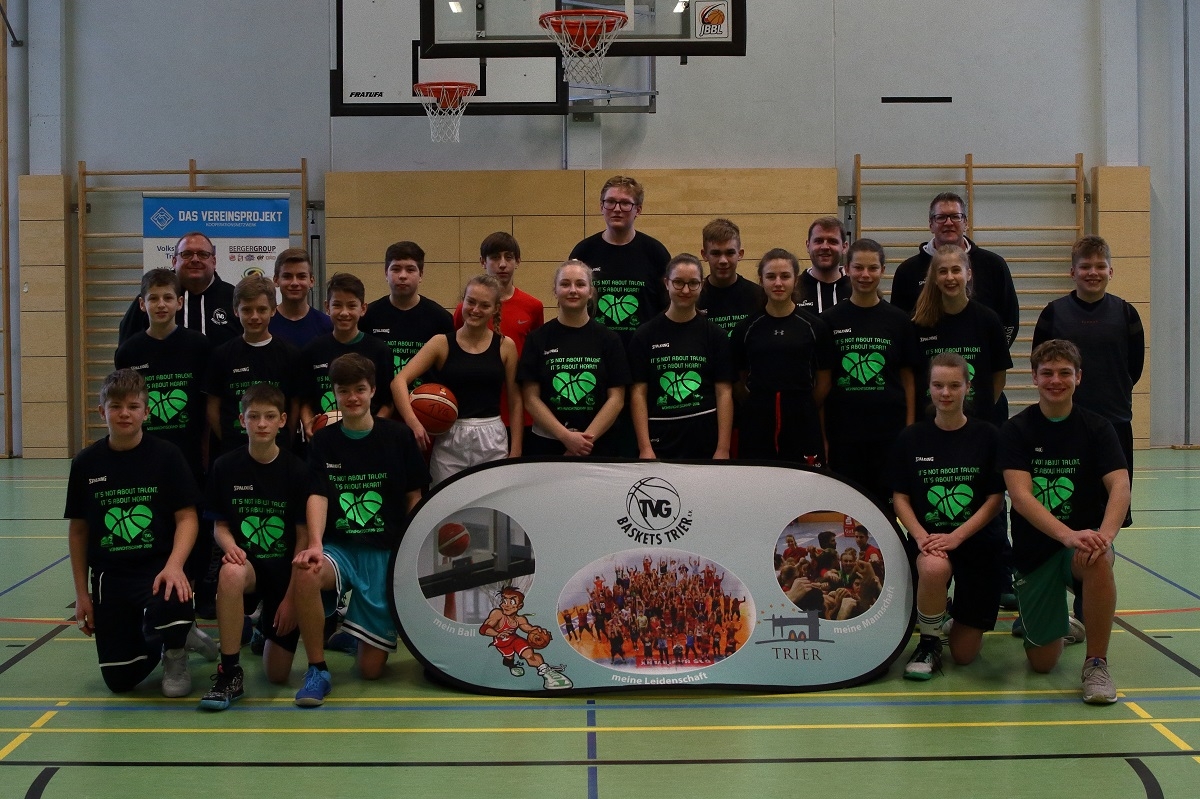 2018 Weihnachtscamp High Performance