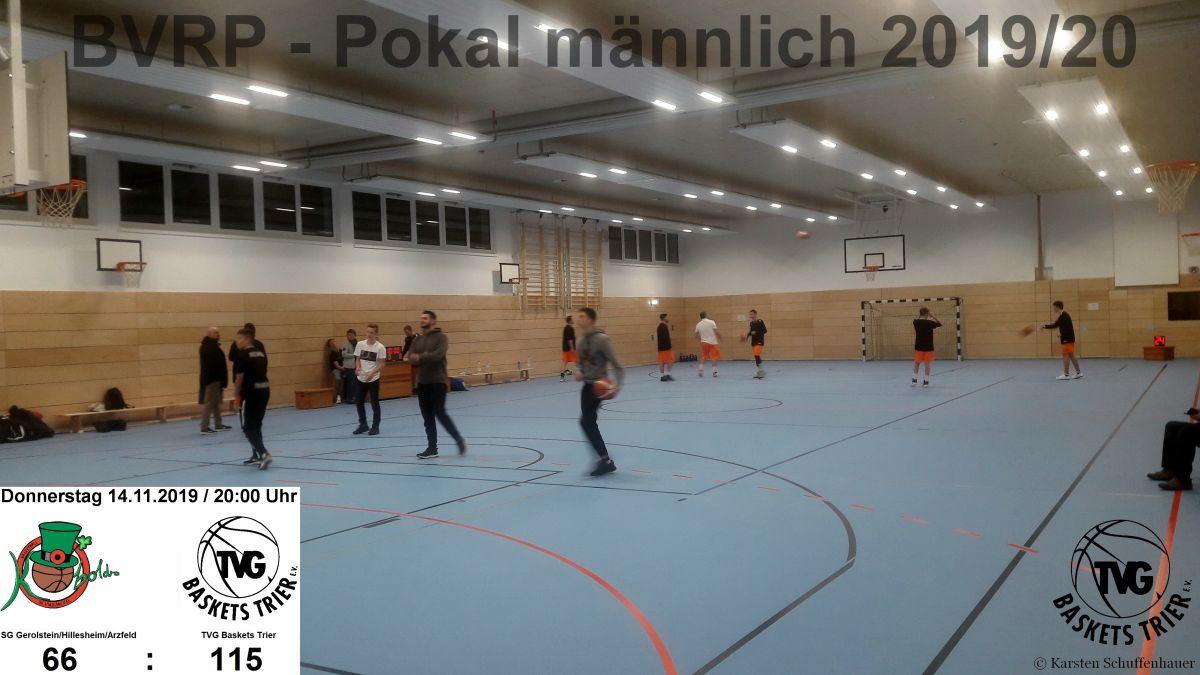 20191114 BVRP-Pokal SG Gerolstein/Hillesheim/Arzfeld – TVG Baskets Trier 1