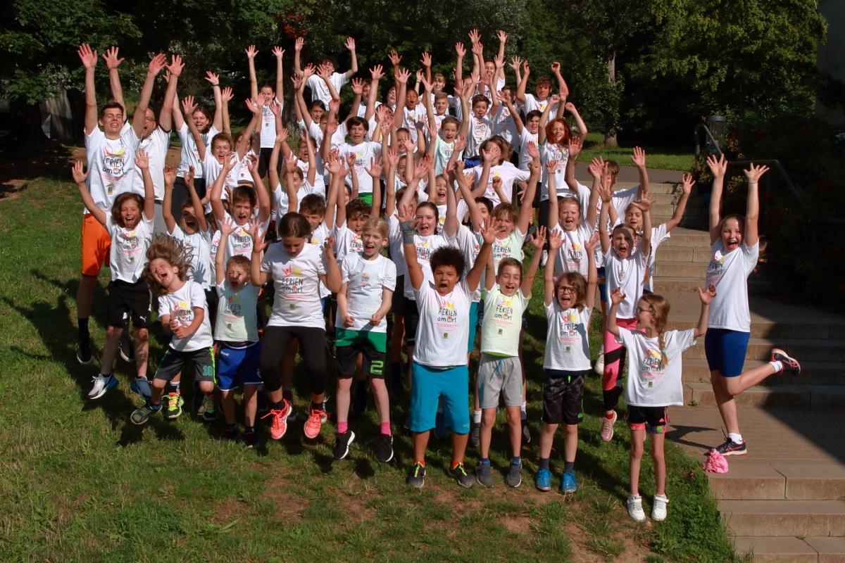 2021 1. Sommercamp